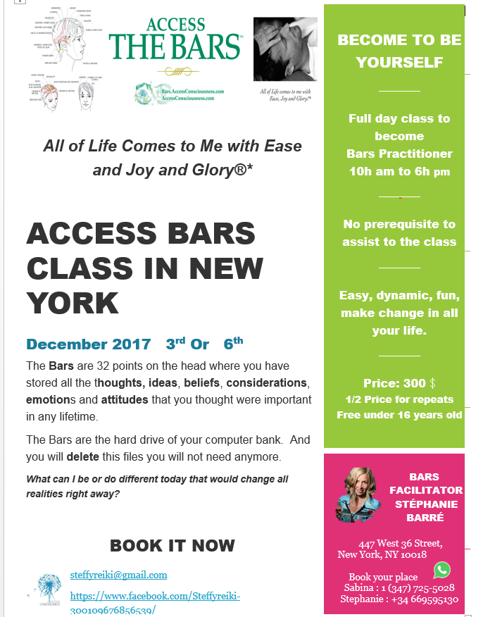 Access bars en ny