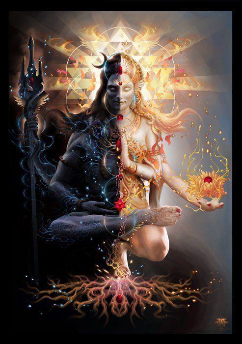 Shiva sakti